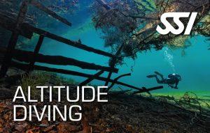 Altitude Diving