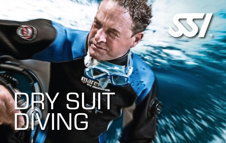 Dry Suit Diving / Trockentauchen