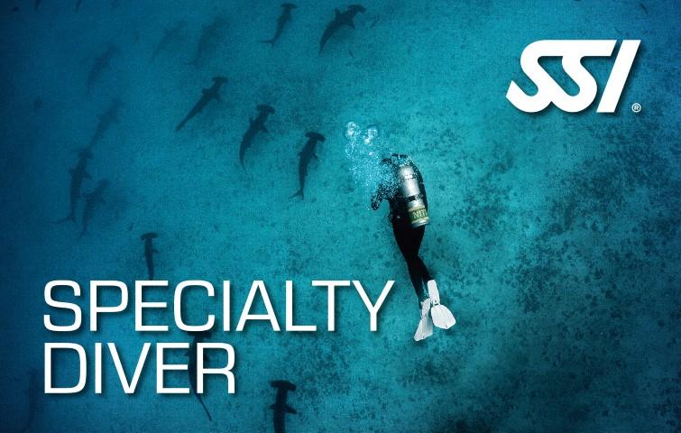 Junior Specialty Diver