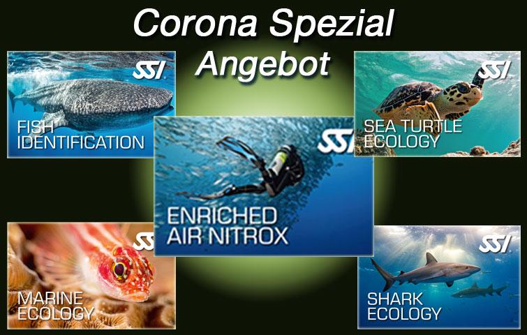 Corona Spezial Angebot