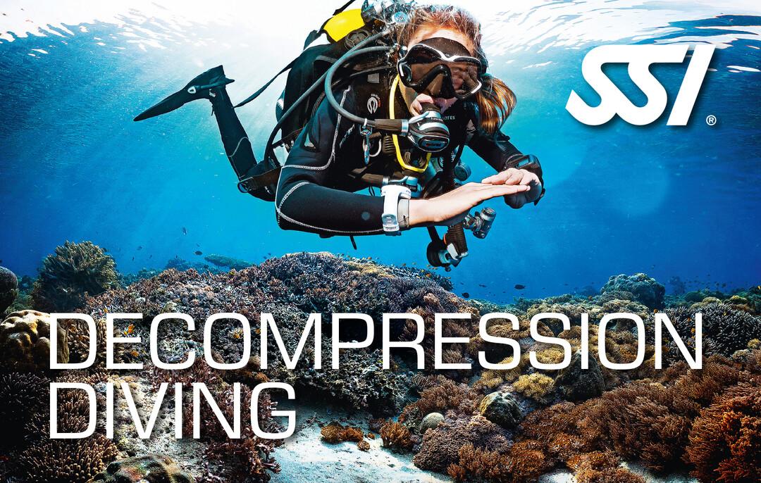 Dekompression Diving